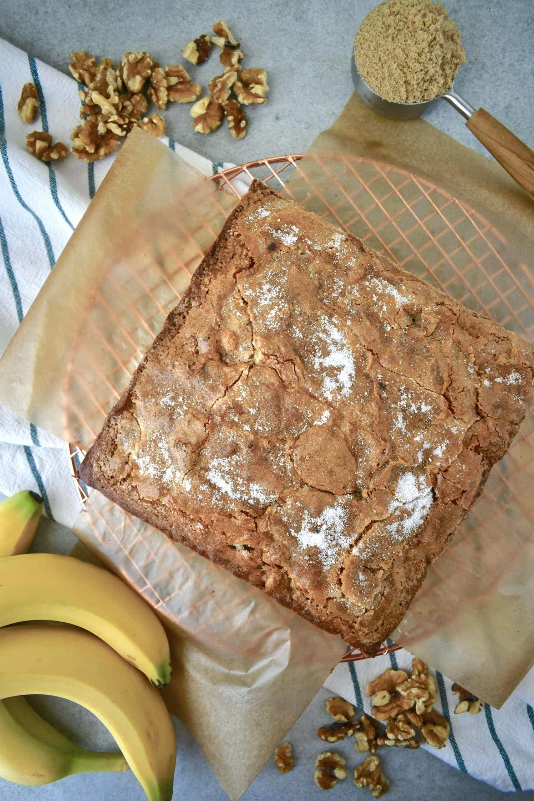 Joanna Gaines After-School Banana Bread
