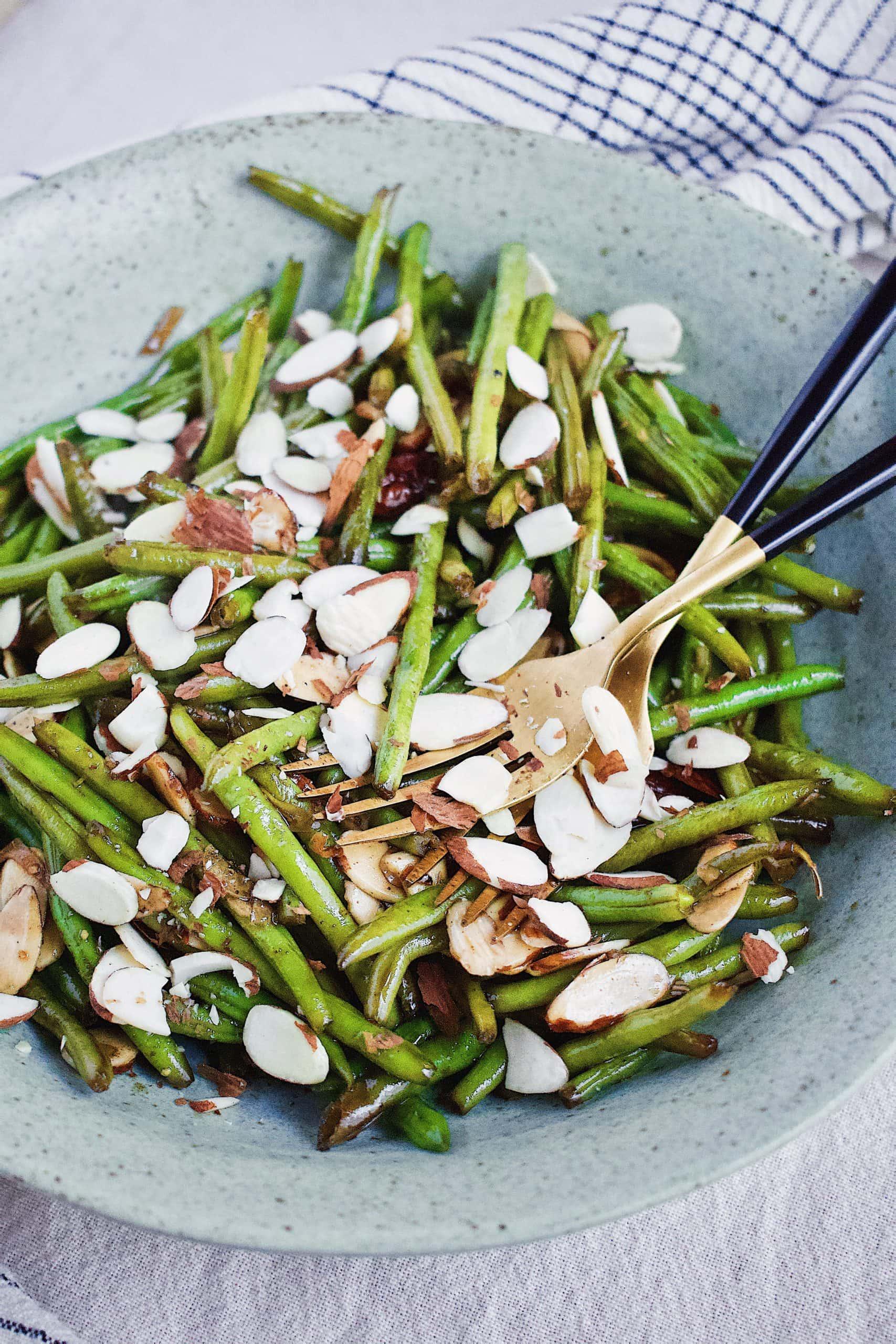 Joanna Gaines Green Beans Amandine