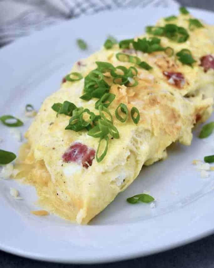 Jumbo Omelete