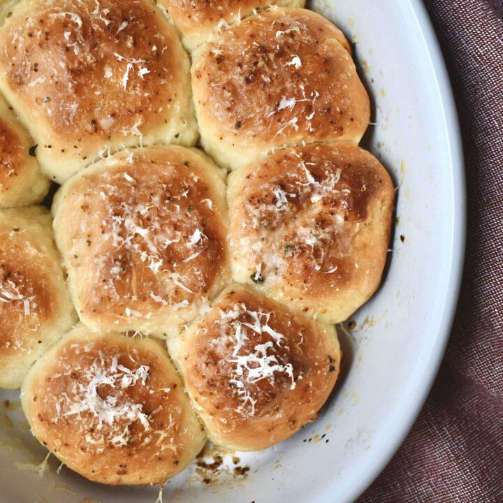 Garlic Parmesan Rolls