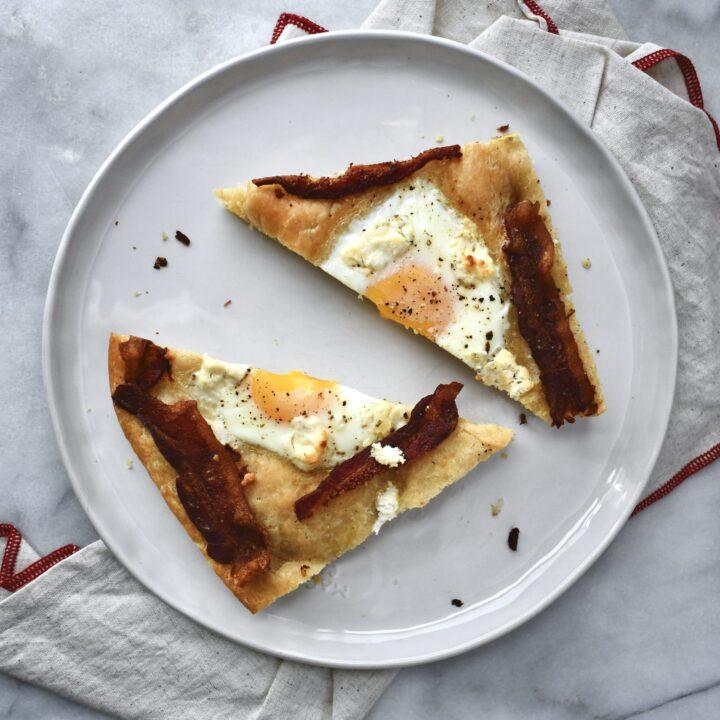 Breakfast Focaccia