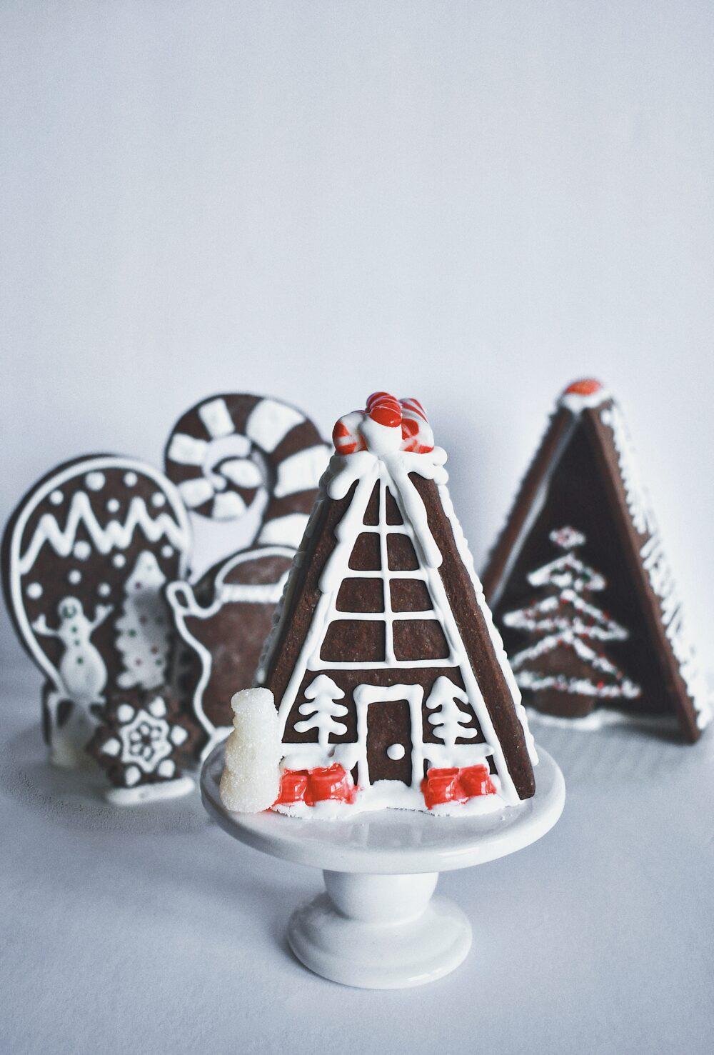 Oreo Cookie Houses