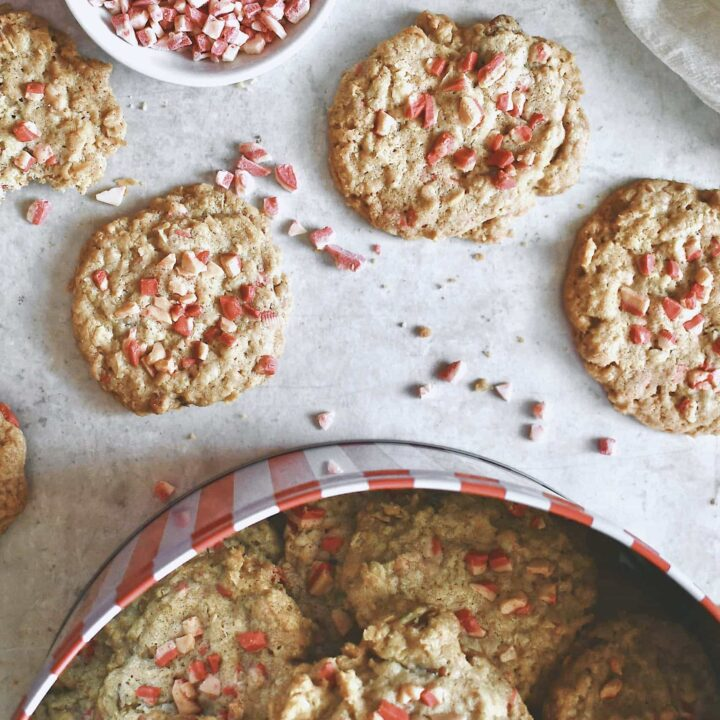 Olivia's Famous Peppermint Cookies