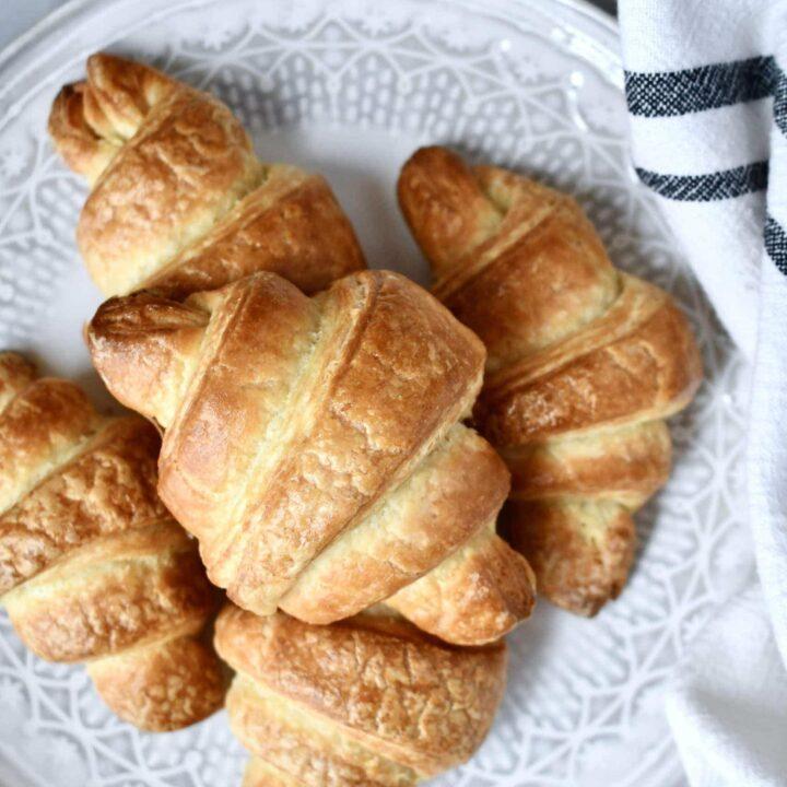 Bakery Style Croissants