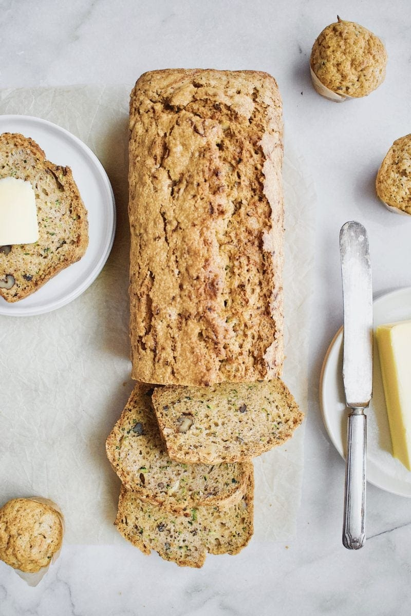Joanna Gaines Zucchini Bread