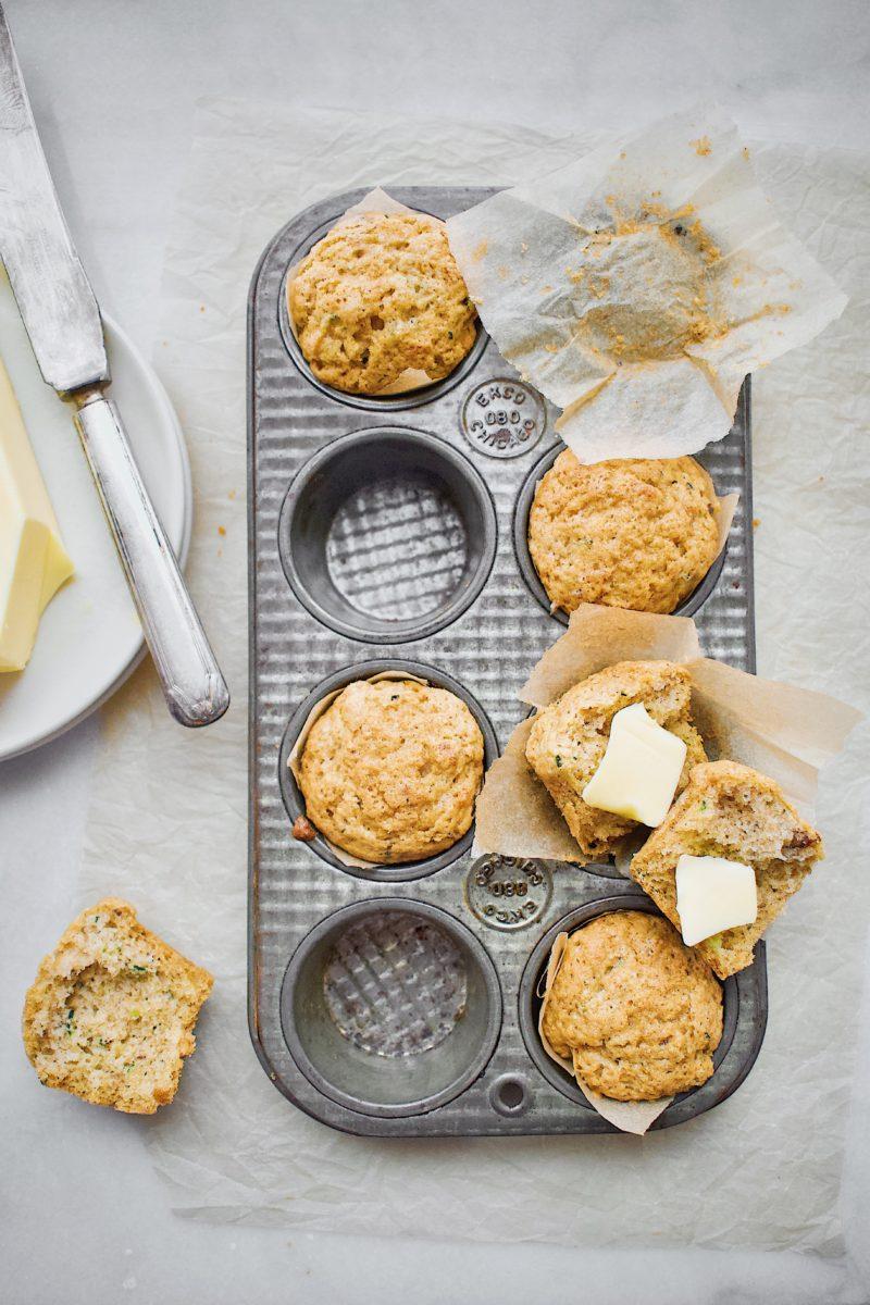Joanna Gaines Zucchini Bread mini muffins