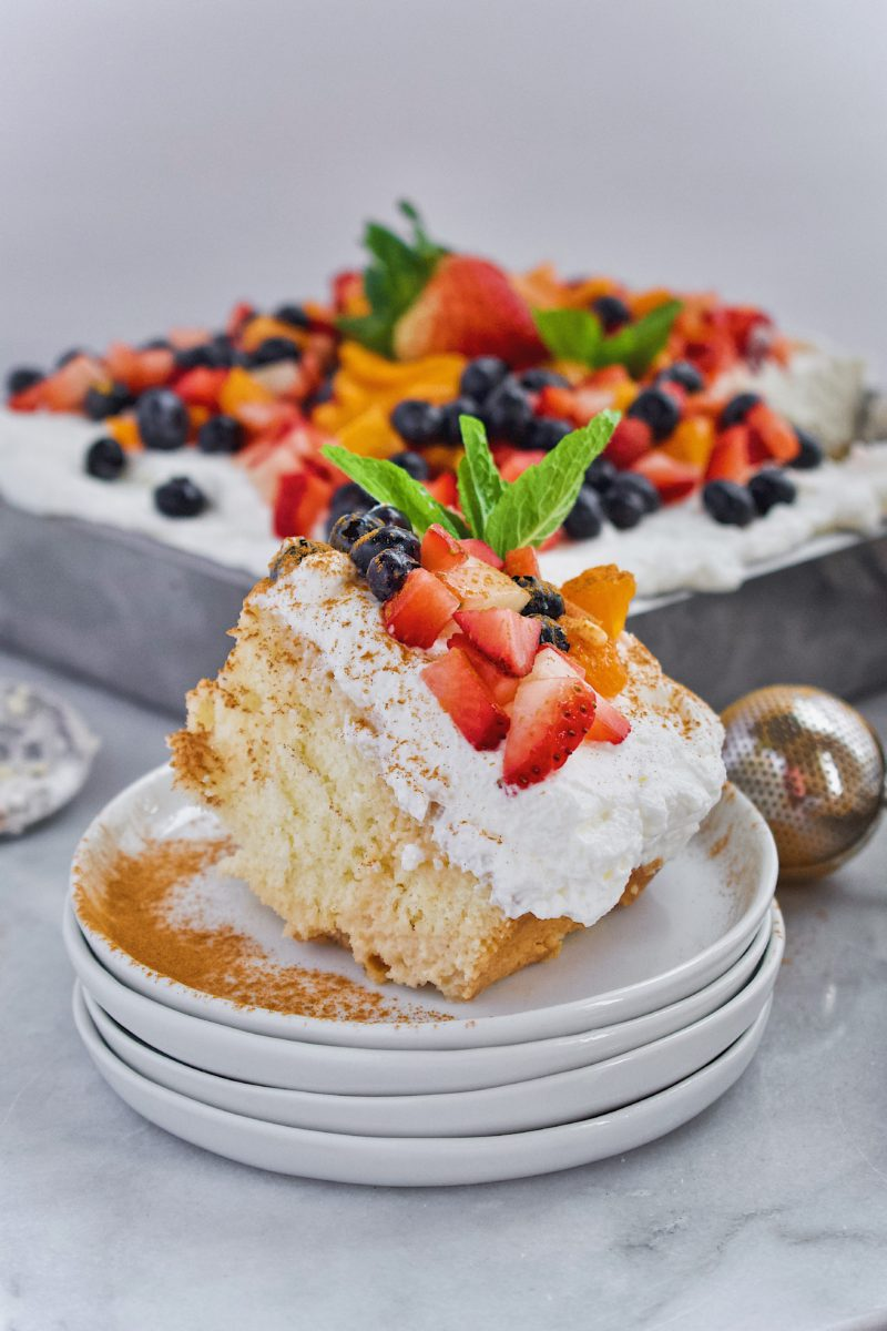 Joanna Gaines Tres Leches Cake