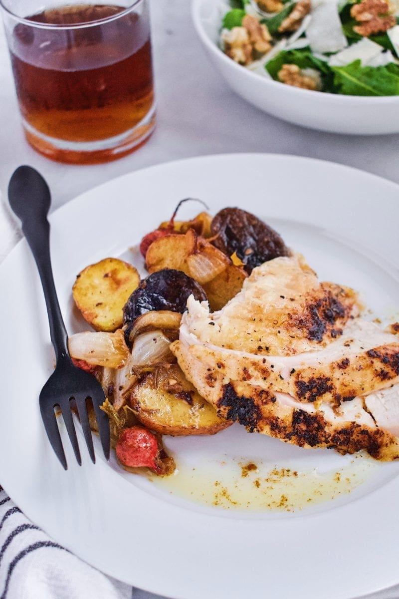 Joanna Gaines Whole Roast Chicken
