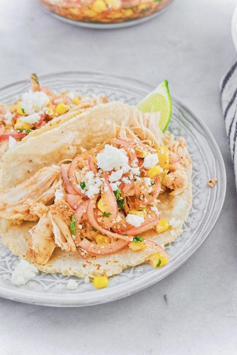 Joanna Gaines Chicken Tacos