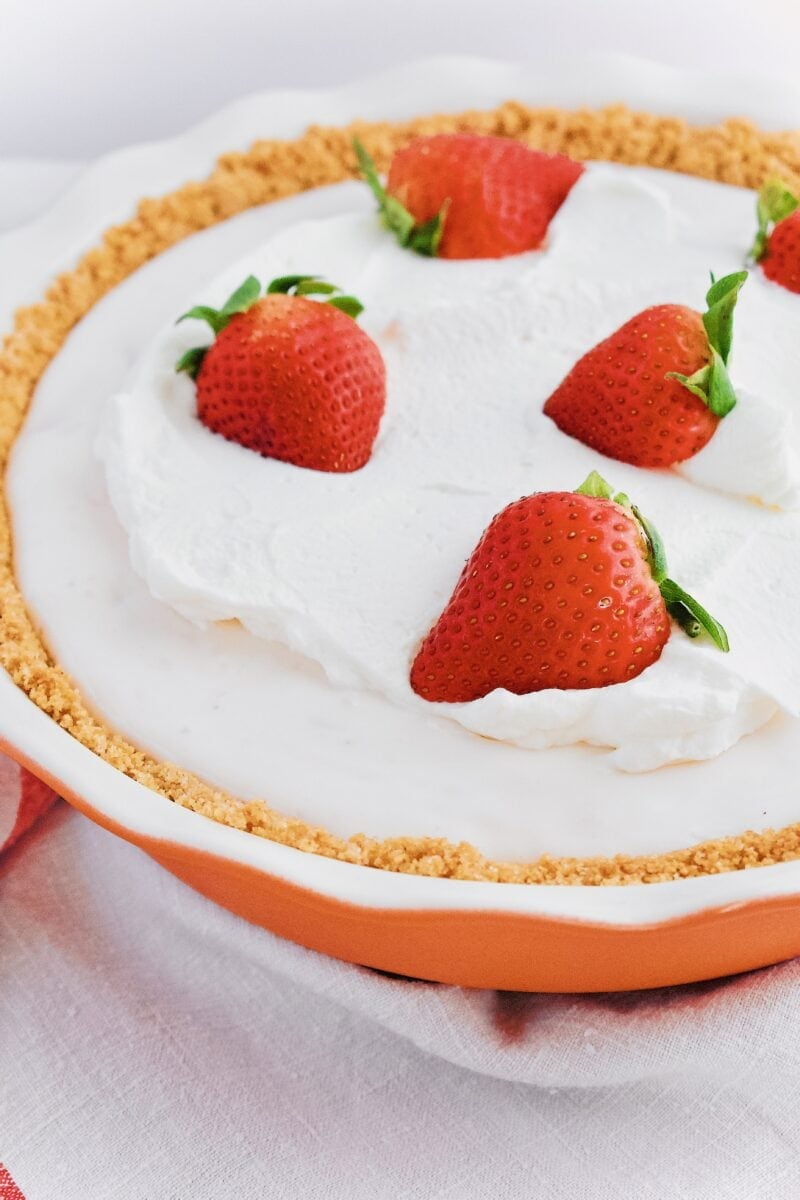 Joanna Gaines Strawberry Pie from the Magnolia Table Cookbook Vol.2