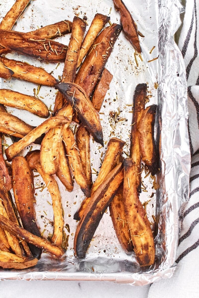 Joanna Gaines Roasted Rosemary Sweet Potatoes