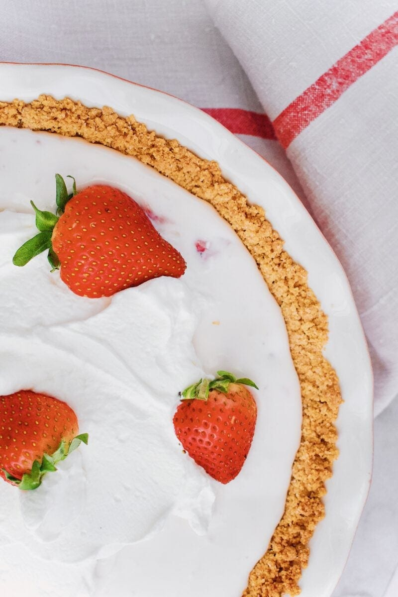 Joanna Gaines Strawberry Pie from the Magnolia Table Cookbook