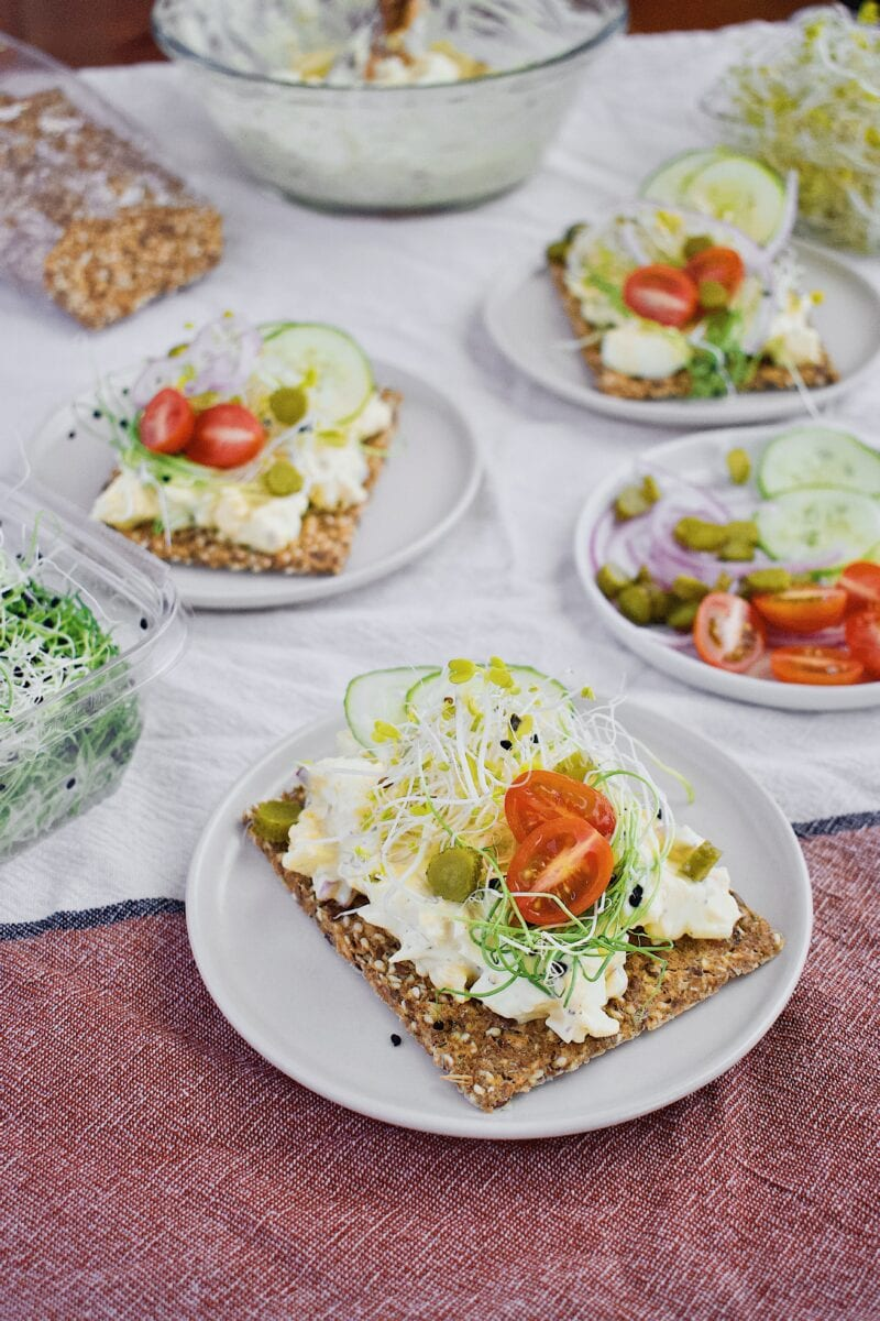 Nordic Egg Salad