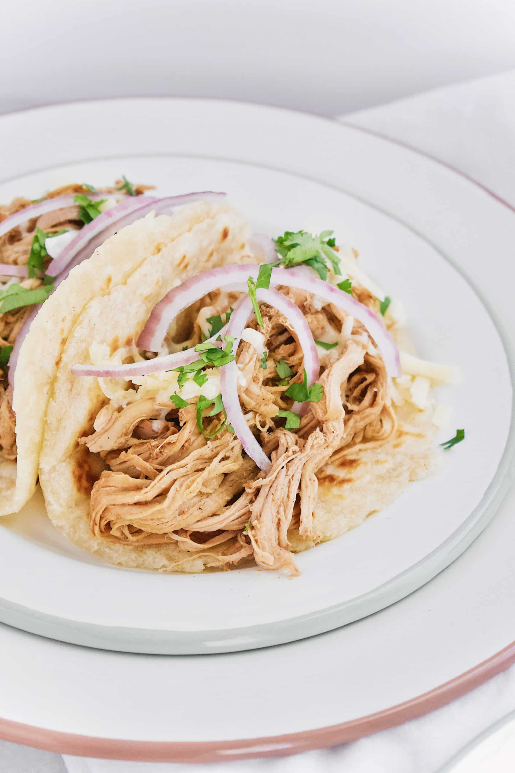 Joanna Gaines recipe for Pulled Pork Street Tacos