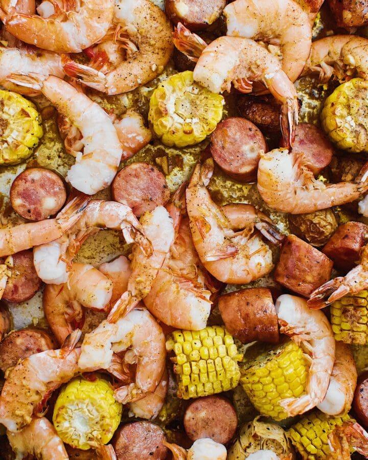 Joanna Gaines Cajun Shrimp recipe