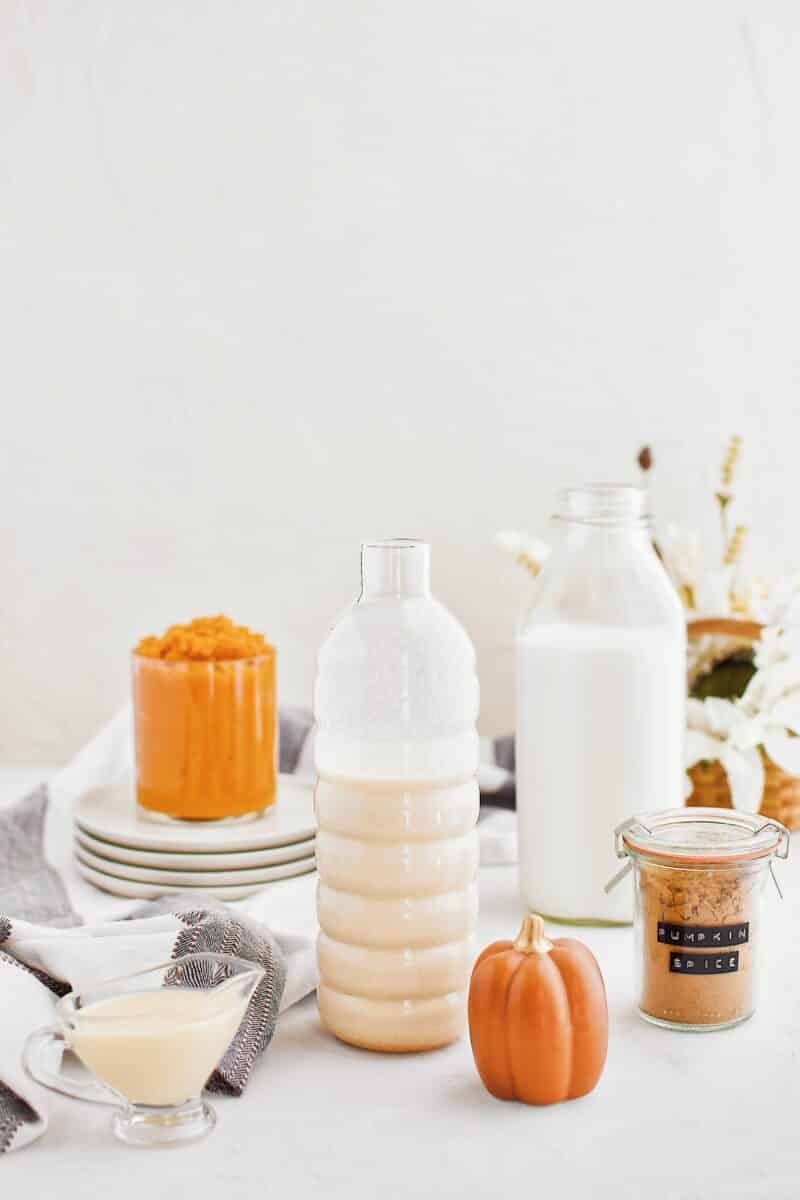 Pumpkin Milk ingredient
