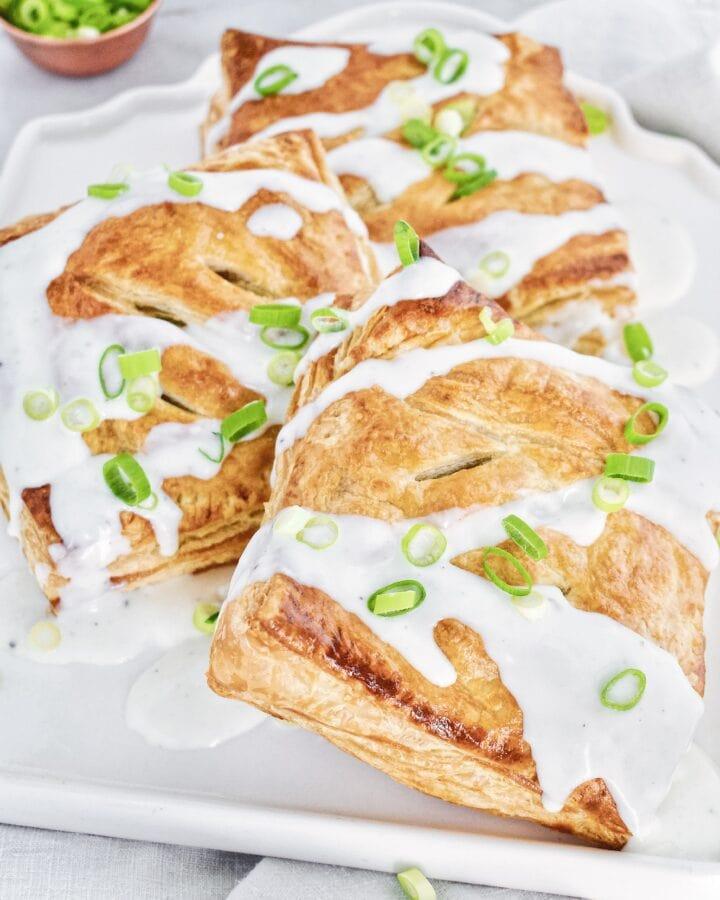 Joanna Gaines Chicken Puff Pastries