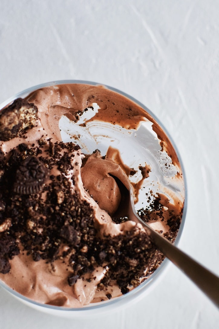 Chocolate Peanut Butter Oreo Dirt Pudding