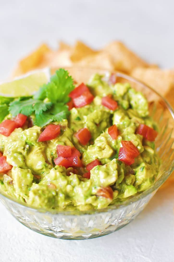 Joanna Gaines Guacamole from the Magnolia Table Cookbook, prepared by KendellKreations`