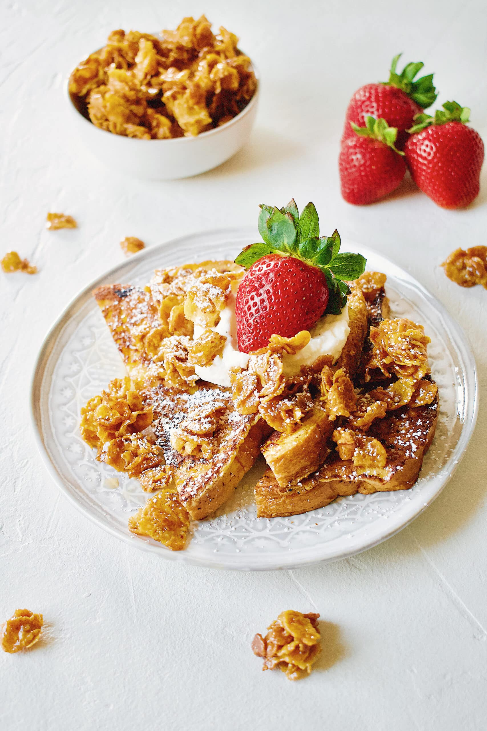 French Toast Crunch from Joanna Gaines Magnolia Table Cookbook Volume 2, made at home by KendellKreations