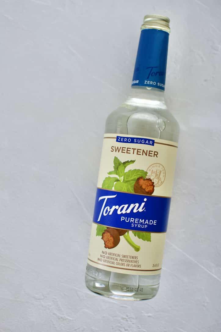 Zero Sugar Drink Sweetener from Torani.